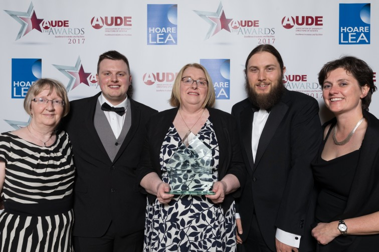 AUDE award