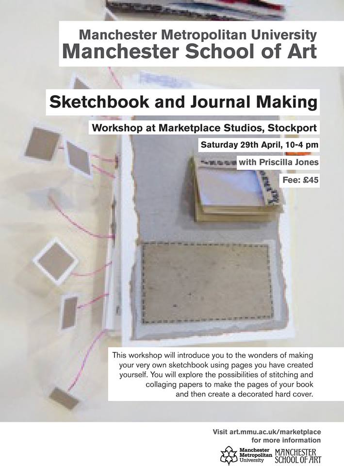 sketchbook making