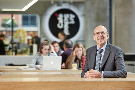 Vice-Chancellor Professor Malcolm Press 2