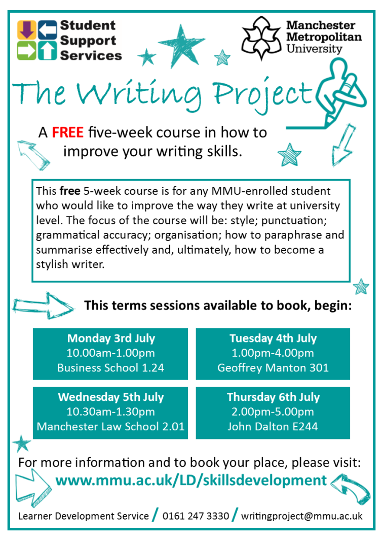 The Writing Project term 4