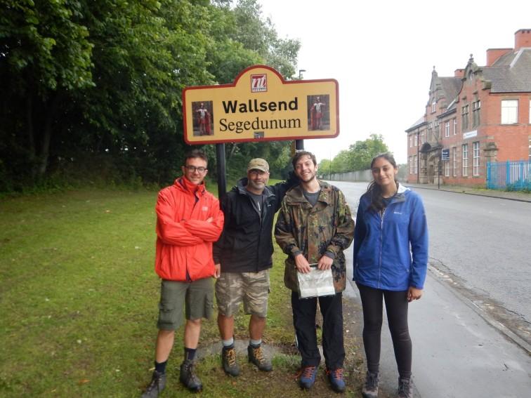 hadrians wall charity walk 4