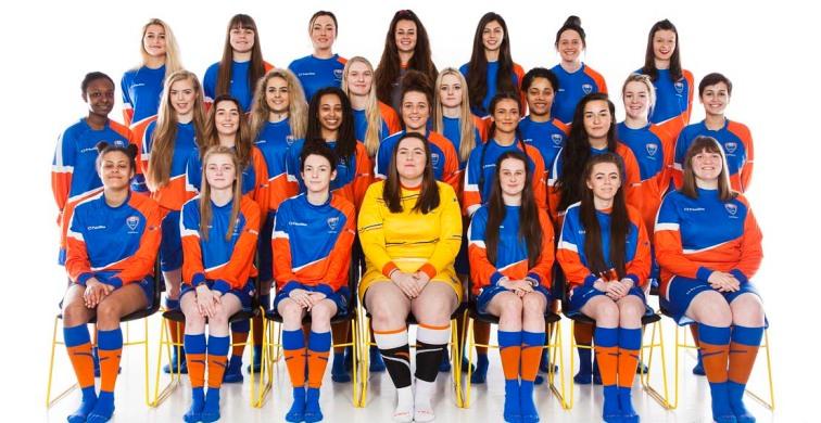 MMU Women's Football