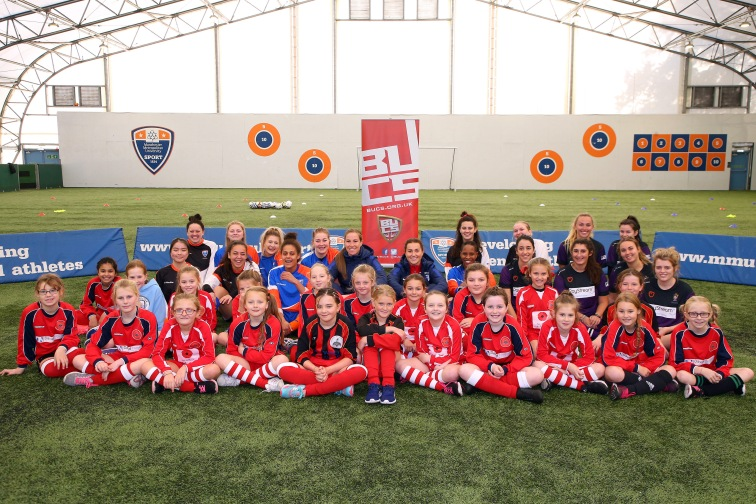 Girls Football Week launch event - 06 Nov 2017