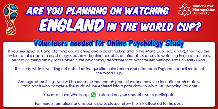 CM World Cup Study Advert